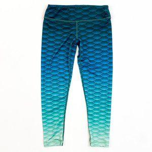 Fin Fun Mermaid Legging Size XS (5/6)